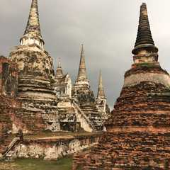 Wat Phra Si Sanphet - Real Photos by Real Travelers
