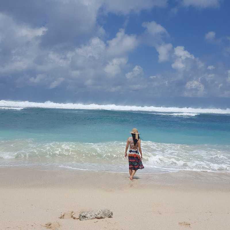 Melasti Beach