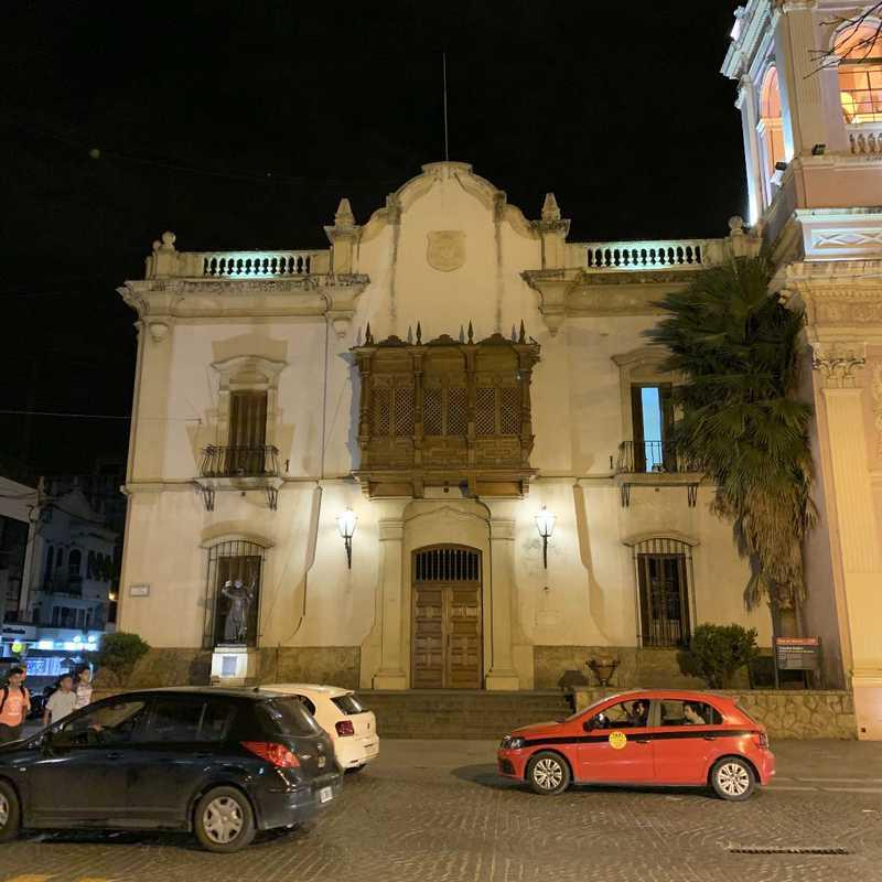 Plaza Nueve