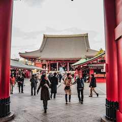 Senso-ji Temple / 浅草寺