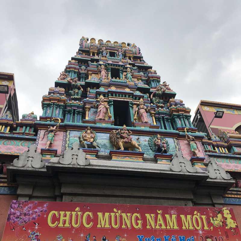 Temple Goddess Mariamma