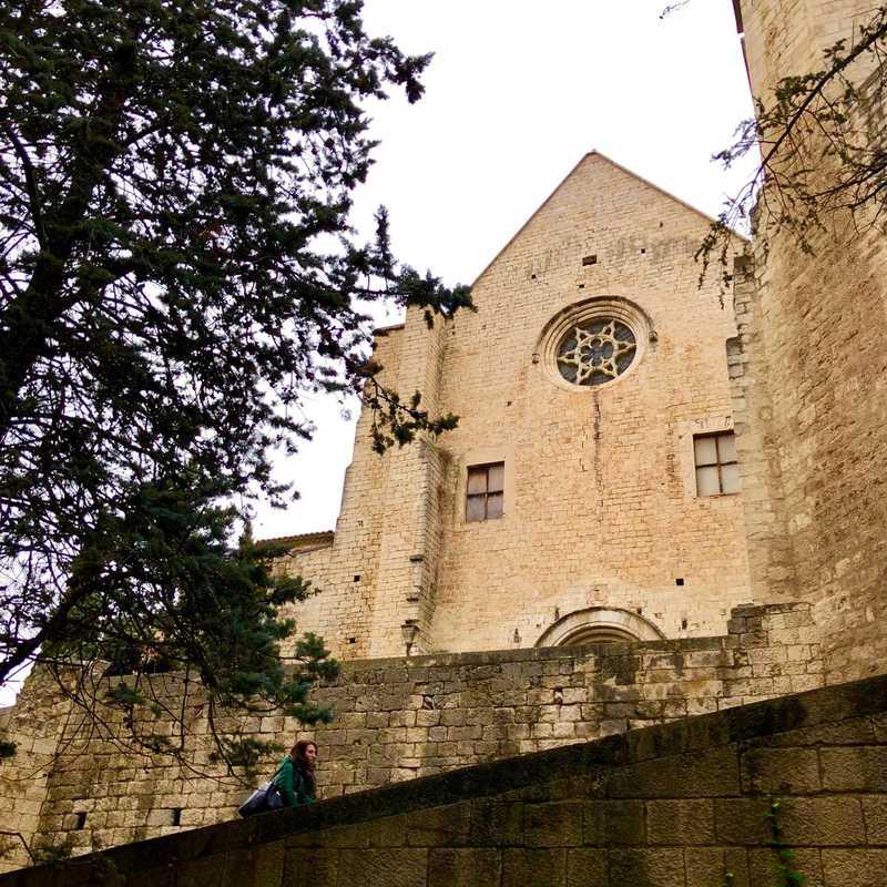 Girona City Walls
