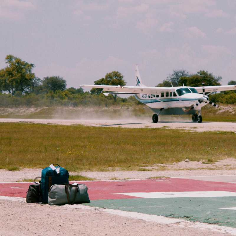 Air Transfer from Maun to Vumbura