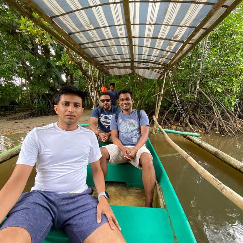Sabang Mangrove Forest
