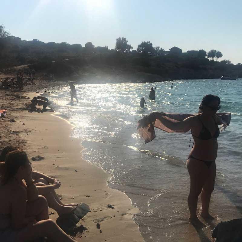 Agia Dynami Beach