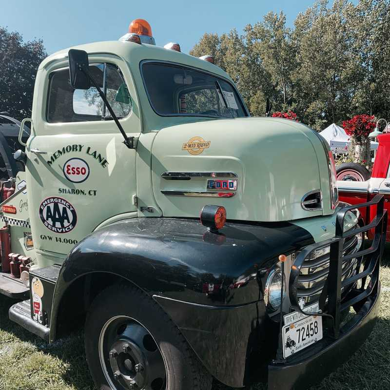 Amenia Vintage Car Show