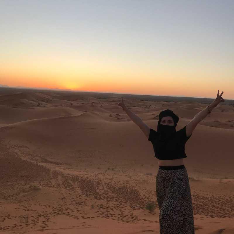 Desert Glamping