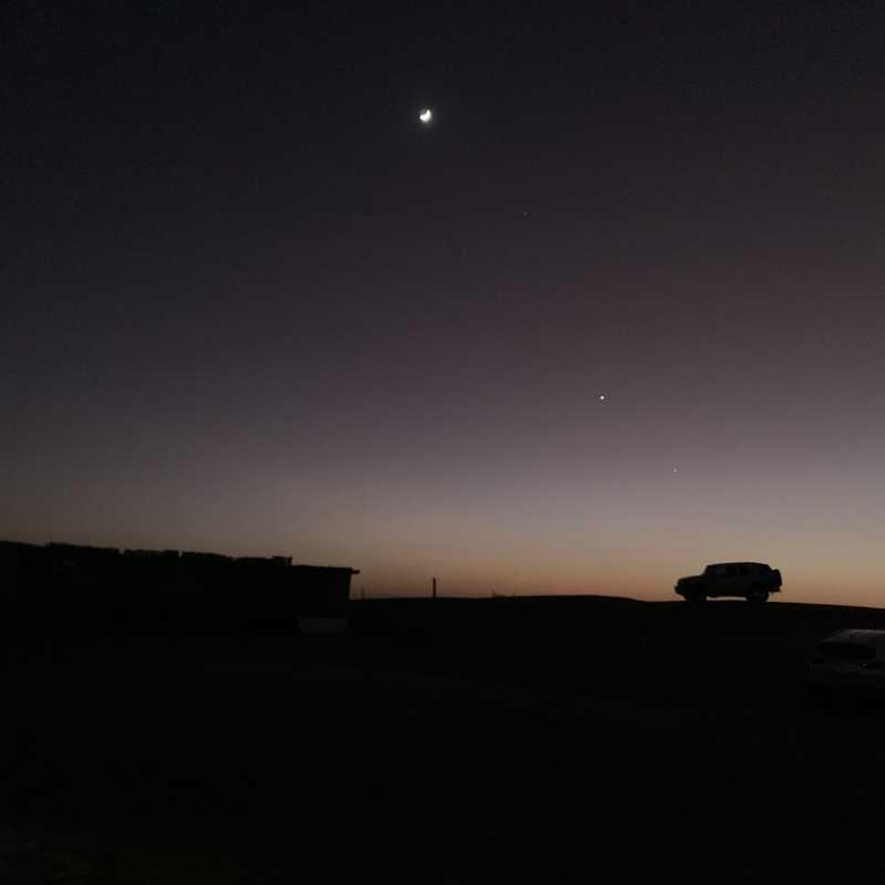 Al Samardi Desert camp