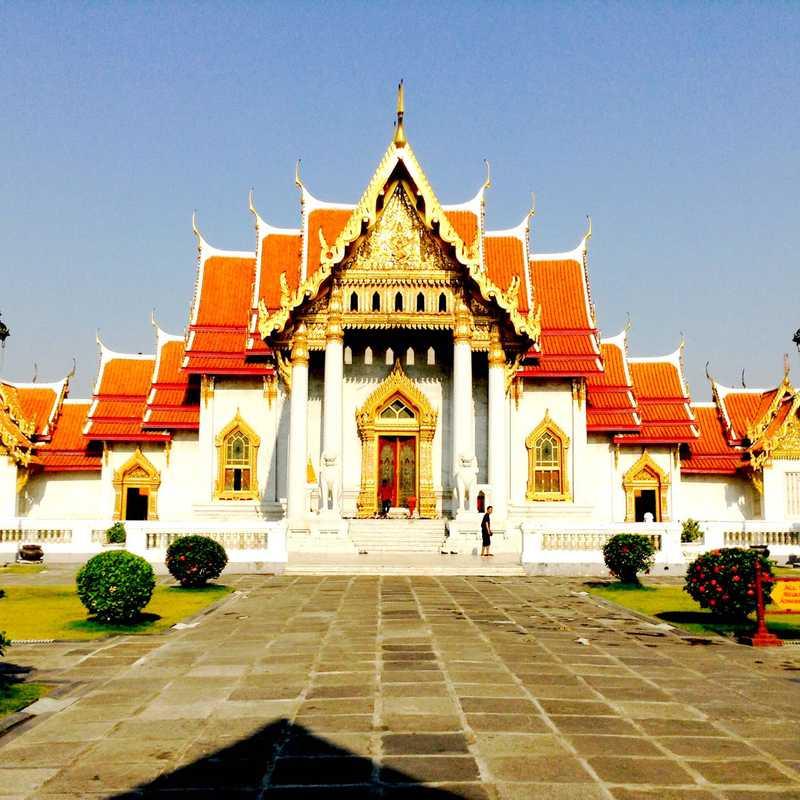Bangkok, Thailand 🇹🇭 | 1 day trip itinerary, map & gallery