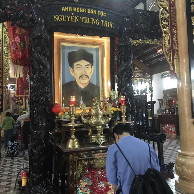 Đền thờ Anh hùng Nguyễn Trung Trực