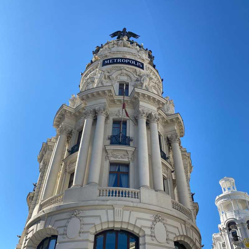 Madrid - Hoptale's Destination Guide
