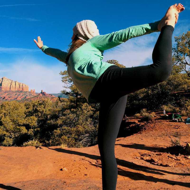 Vortex Yoga Hiking Tour