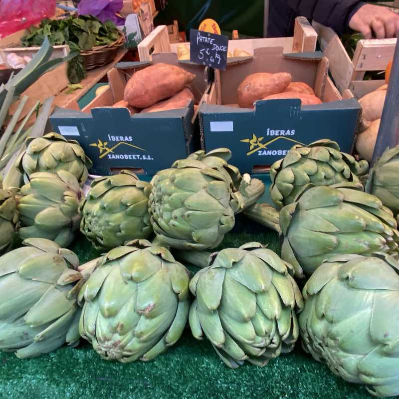 PARIS FARMERS'S MARKET  2020 | 1 day trip itinerary, map & gallery