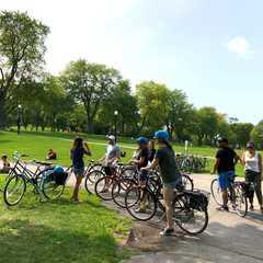 La Fontaine Park / Parc La Fontaine