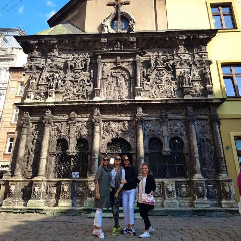 Chapel of the Boim Family