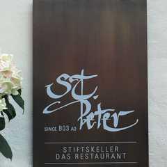 Stiftskeller St. Peter / St. Peter Stiftskulinarium