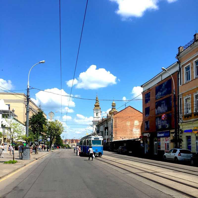 Svyato-Preobrazhensʹkyy Kafedralʹnyy Sobor