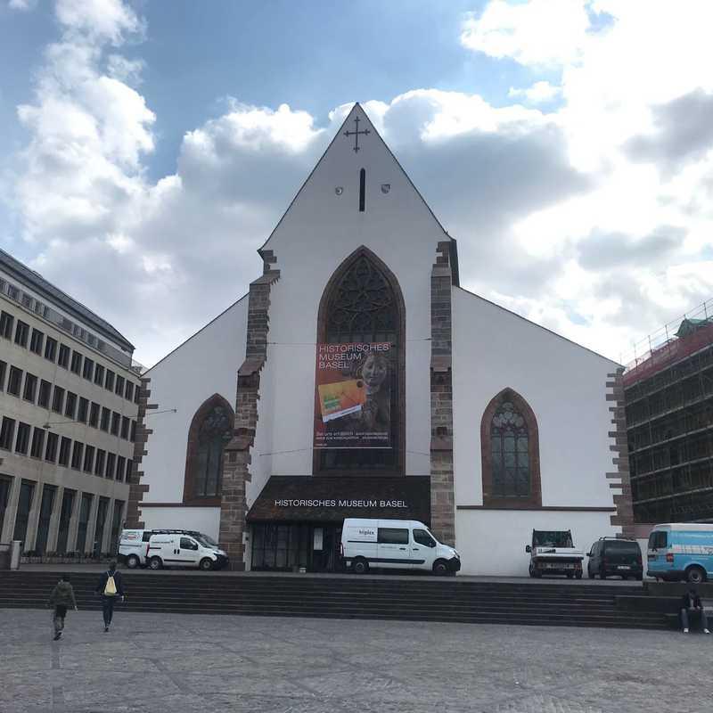 Basel Historical Museum – Barfuesserkirche
