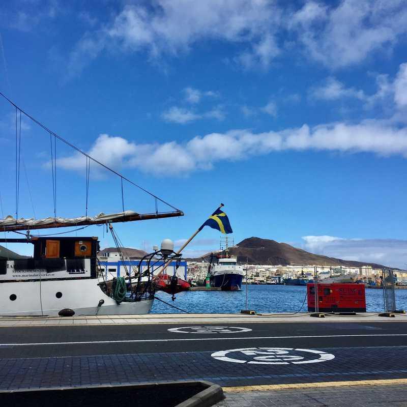 Puerto de Las Palmas de Gran Canaria