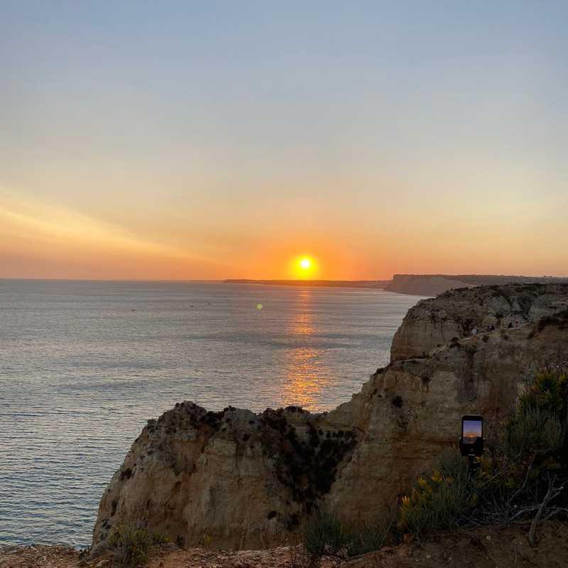 Another sunset at Ponta da Piedade