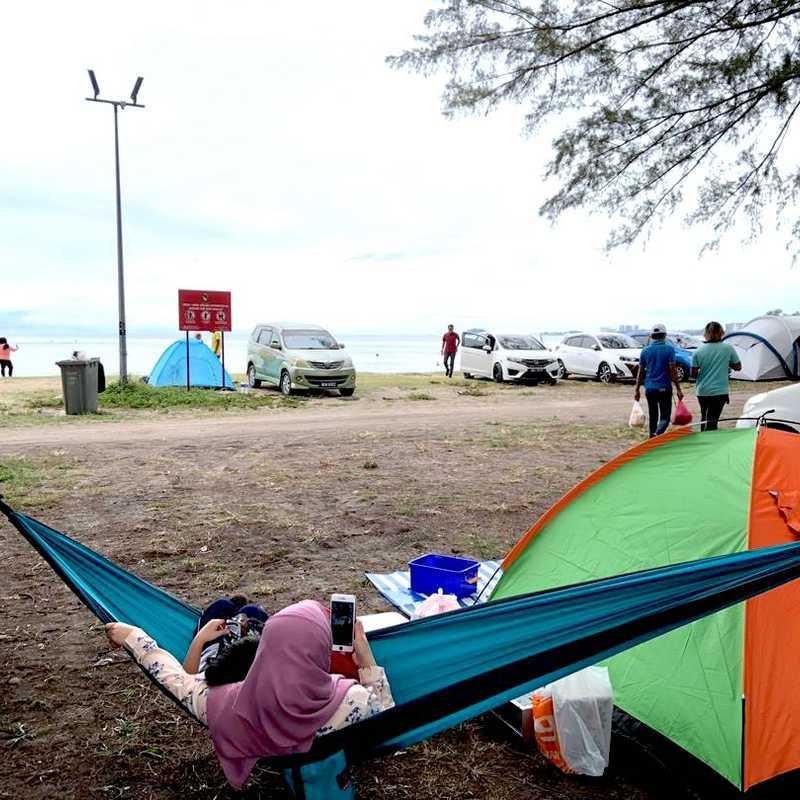 Tapak Camping Persatuan Nelayan PD