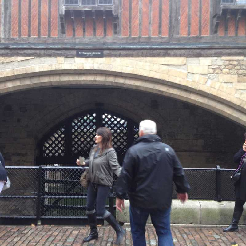 Tower of London - Lanthorn Tower