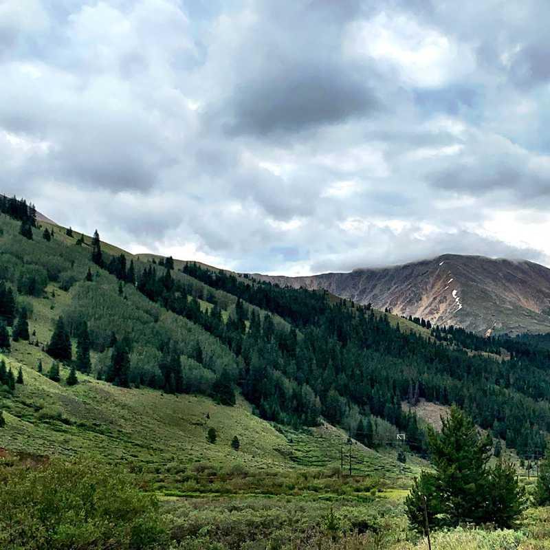San Isabel National Forest