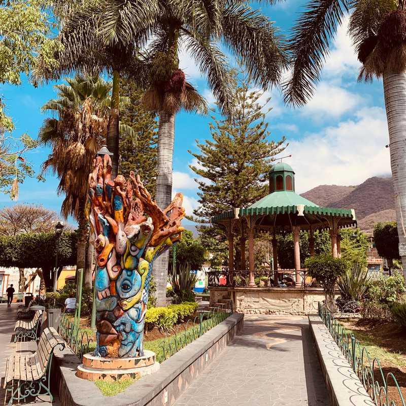 Plaza Principal de Ajijic