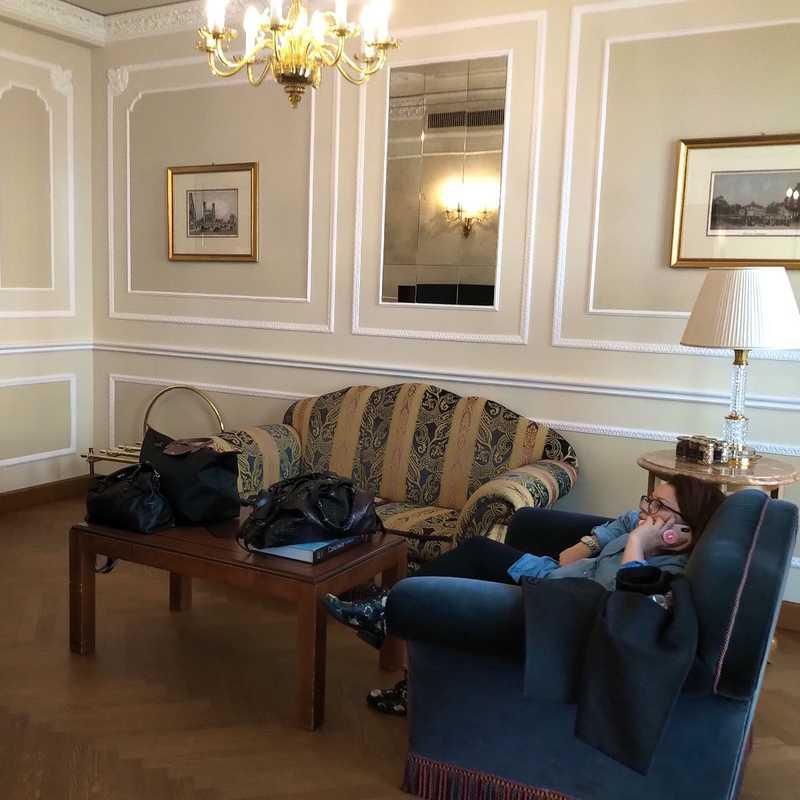 Carlton Hotel Baglioni - Milan