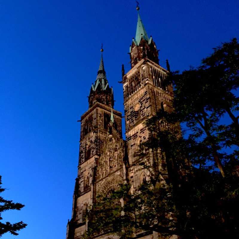 St. Lorenz - Evangelisch-Lutherische Kirchengemeinde Nürnberg - St. Lorenz