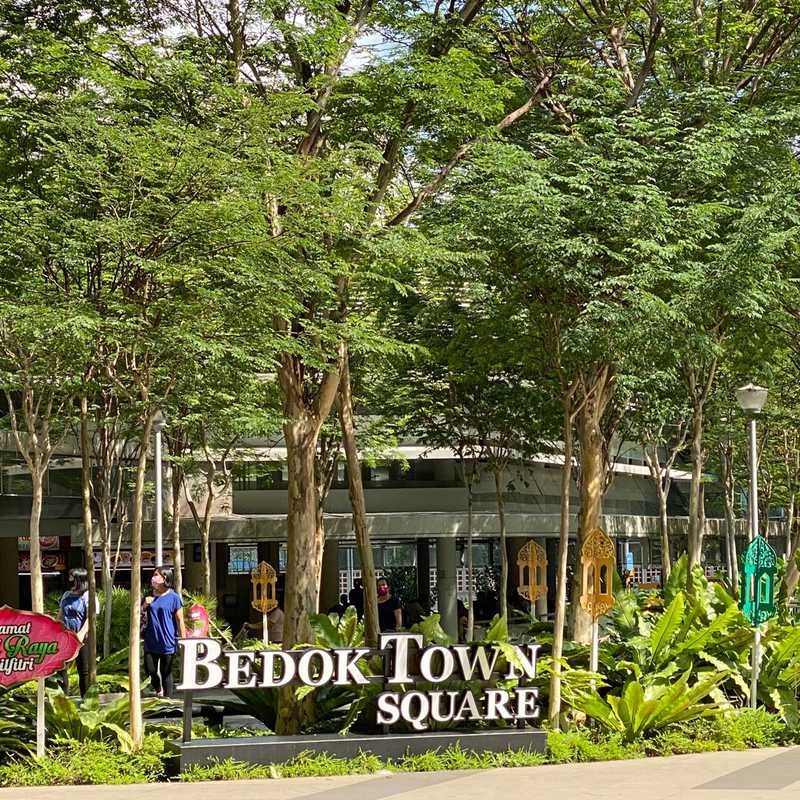 Trip Blog Post by @ASHIYK: SINGAPORE 👍BEDOK😍 | 1 day in Apr (itinerary, map & gallery)