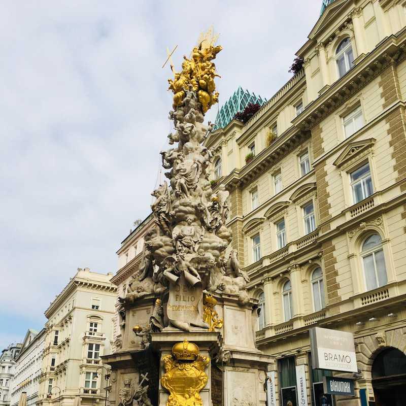 Column of Pest (Column of The Trinity)