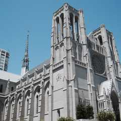 Grace Cathedral   Travel Photos, Ratings & Other Practical Information