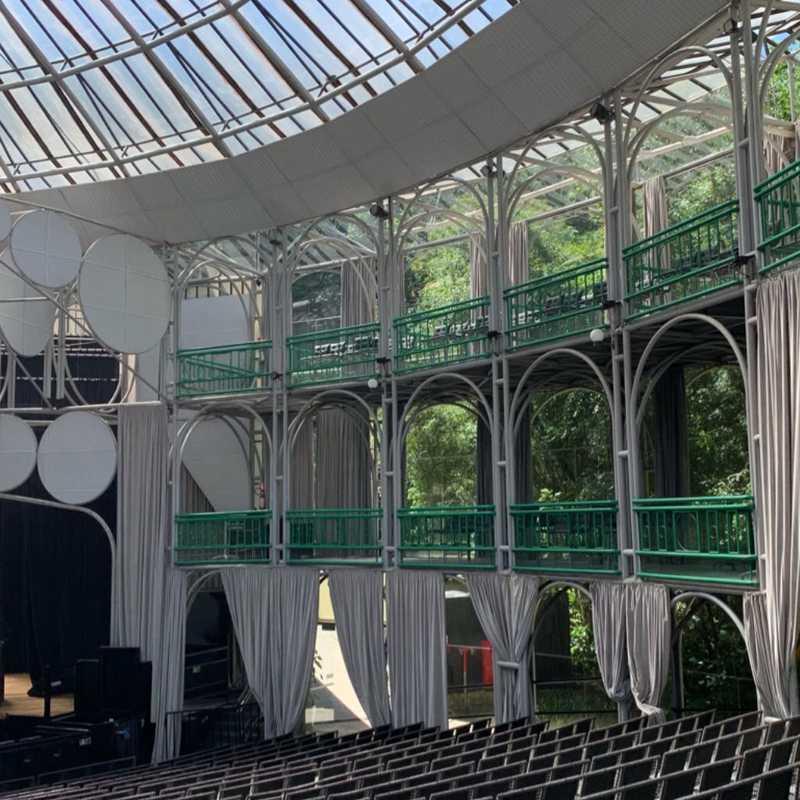 Ópera de Arame - Vale da Música