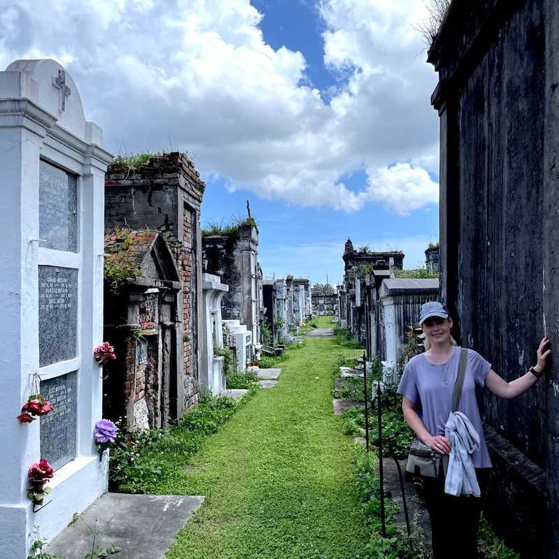 Saint Louis Cemetery No. 2