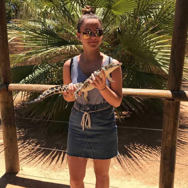 Djerba Crocodile Farm
