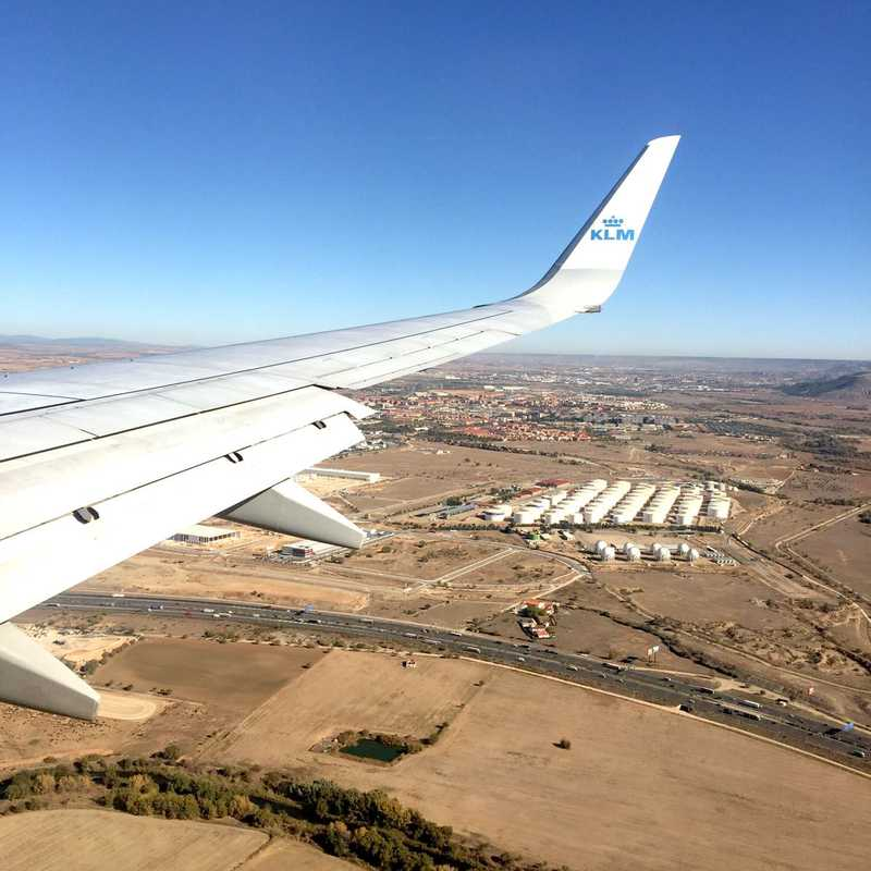 Madrid-Barajas Adolfo Suárez Airport (MAD)