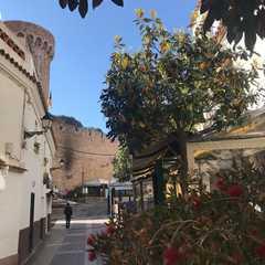 muralles de la Vila Vella