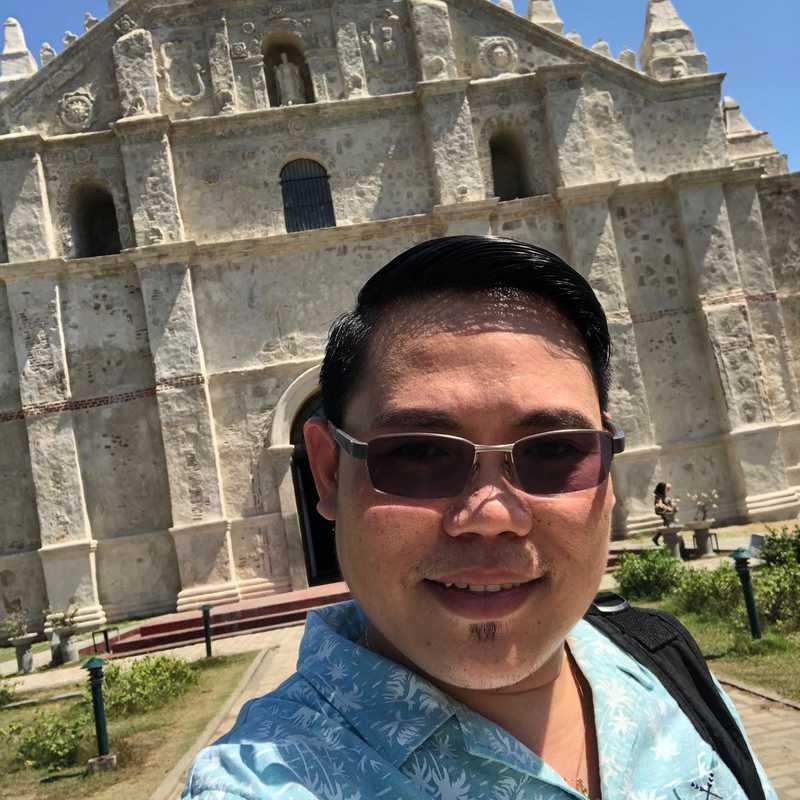 San Agustin Church of Paoay