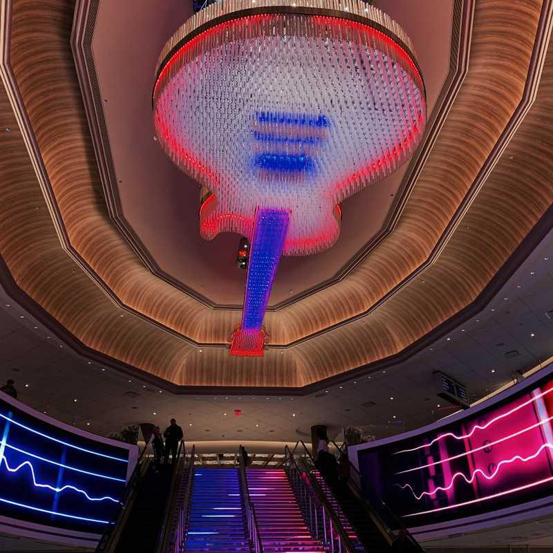 Hard Rock Casino Floor