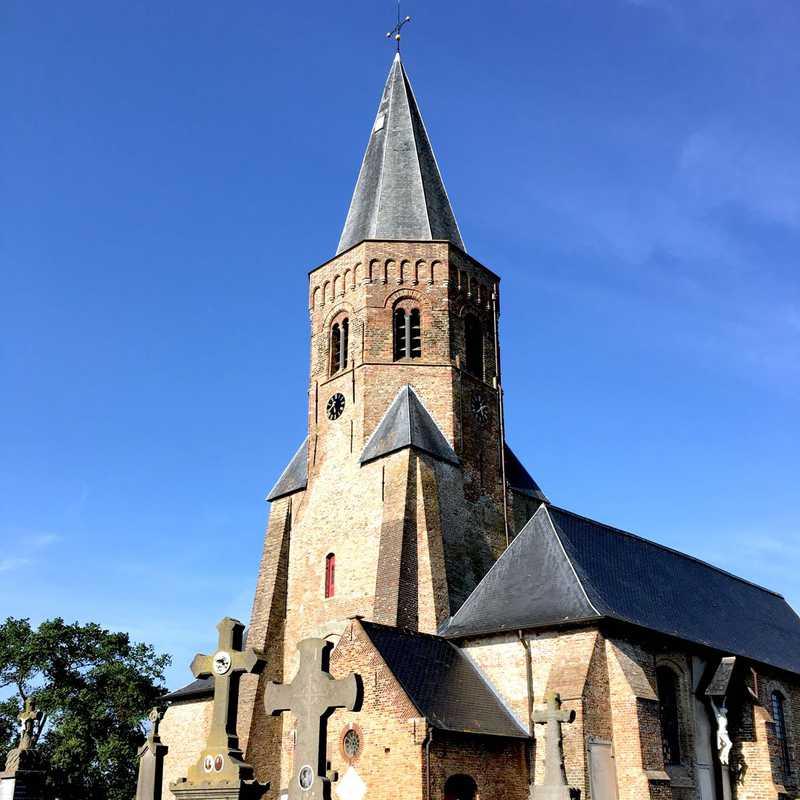 Sint-Michiels Kerk van Zuienkerke