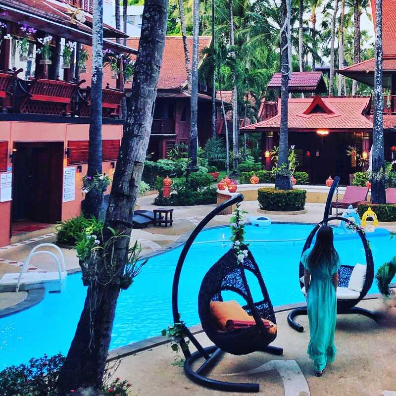 Royal Phawadee Village Hotel