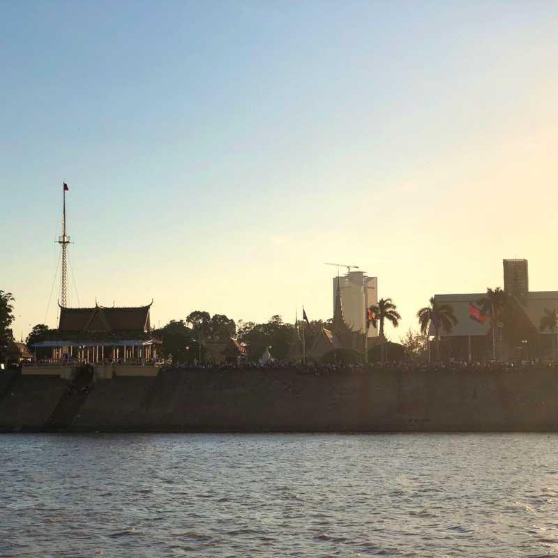 Tonle Sap/Mekong River