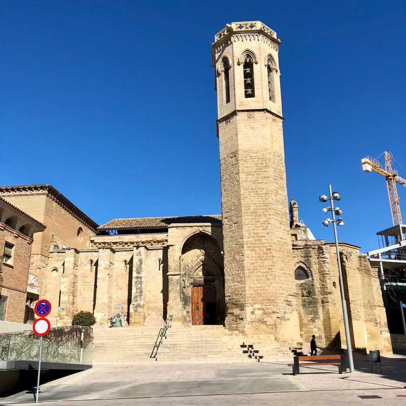 Church of Sant Llorenç, Lleida