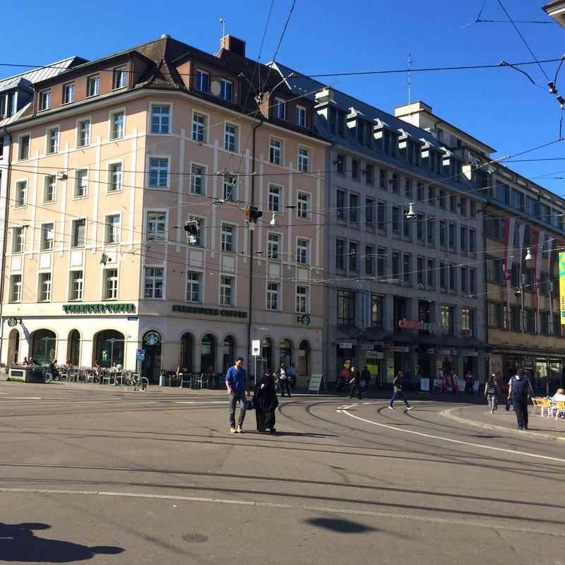 Claraplatz