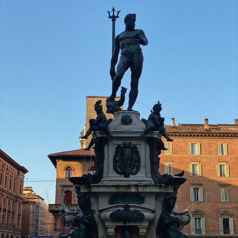 Trip Blog Post by @janka.jascurova: Bologna- Italy 🇮🇹 | 1 day in Oct (itinerary, map & gallery)