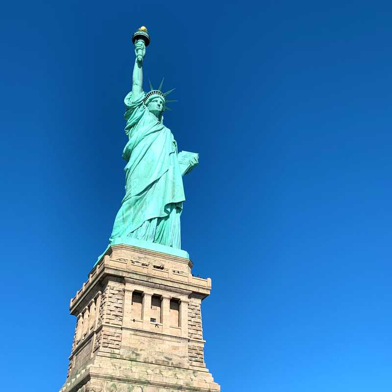 Statue of Liberty National Park