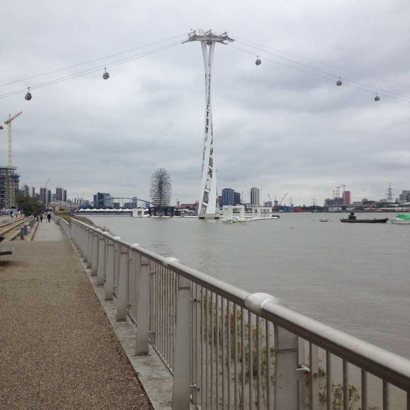 Greenwich Peninsula Ecology Park - TCV