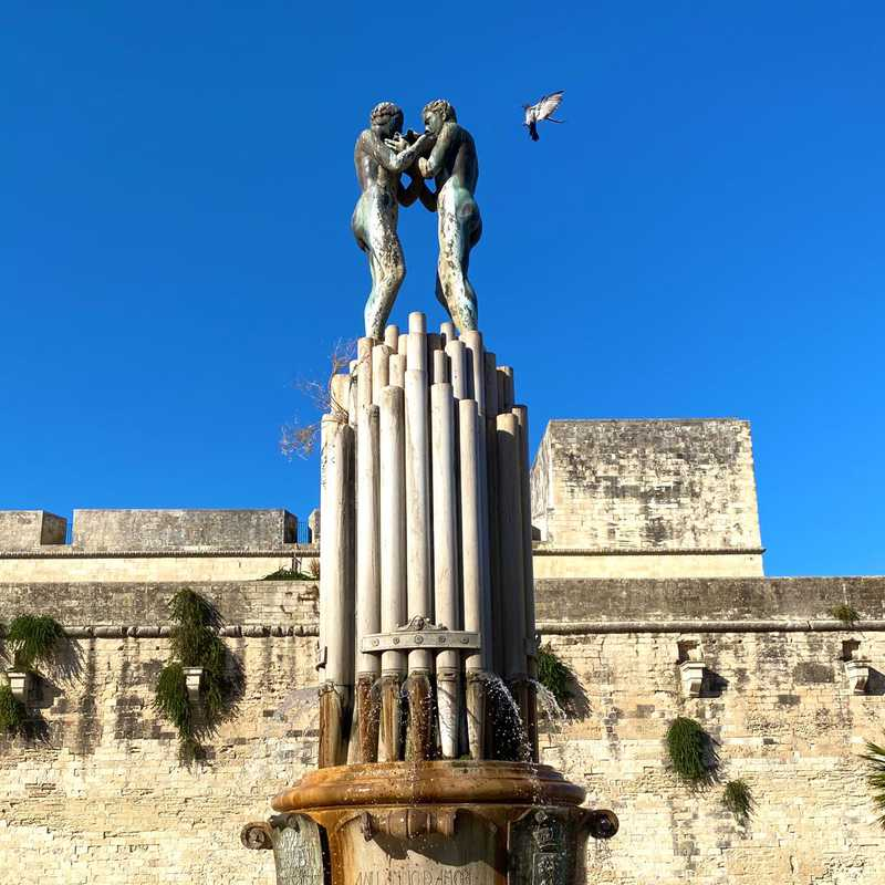Salento - Sept 2020 | 4 days trip itinerary, map & gallery