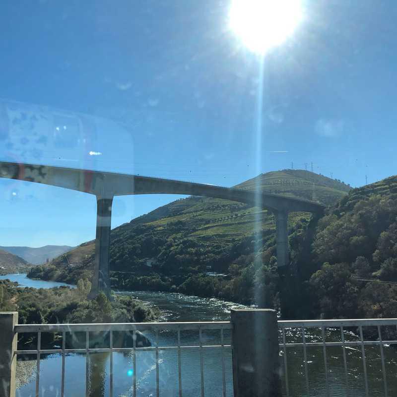 Ponte Pedonal da Régua